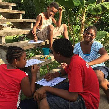 Belize Junior Youth Groups