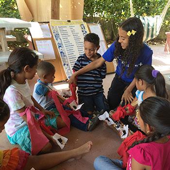 Belize children's classes