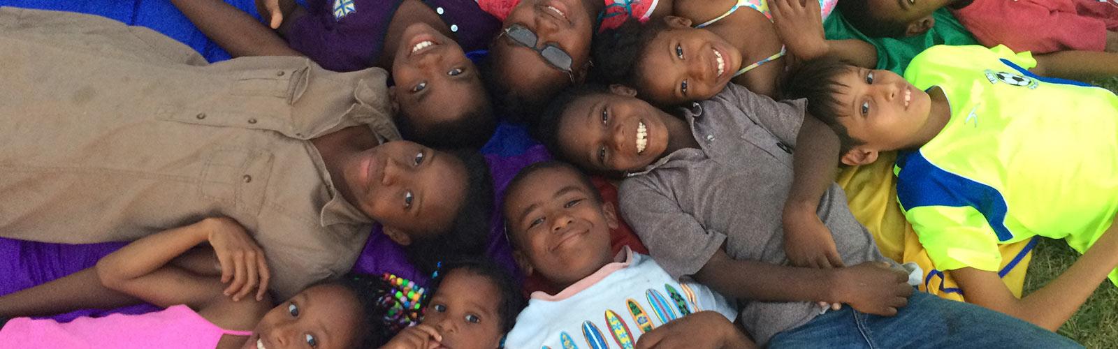 Belize Baha'i Children
