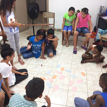 Belize Children's Classes